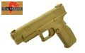Big Dragon Rubber XDM Dummy Pistol (Coyote Brown)