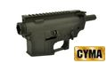 CYMA M058 M4 Metal Gun Body Set (Black)