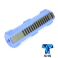 SHS Full Steel 14 Teeth Piston for AEG Gearbox (Blue)