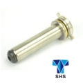SHS Steel Spring Guide for V2 Gearbox AEG(Old Version,Silver)