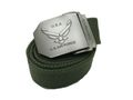 U.S.A. U.S. AIR FORCE MILITARY Digital SEAL Belt - OD