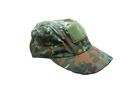 Germany Army Woodland Baseball Cap w/Velcro Attachment -GWC