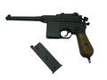(CM712) CYMA POWERFUL Hop up Full Metal Spring GUN Pistol