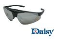 Daisy Desert Eagle Flip-Up Shooting Glasses (3 Lens) -BK