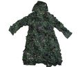 Whole Body Tactical Camouflage Clothing with visor