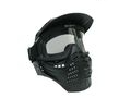 NOB Scott Type C2 Skirmish Full Face Mask - BK