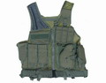 Black Hawk Down Omega HSV Assault Tactical Vest Holster -OD