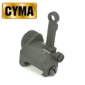 CYMA 300M Flip Up Rear Sight for 20mm Rails