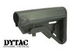 DYTAC Bravo SOPMOD Rear Stock for M16 / M4 AEG (Black)