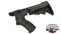 G&P Charging Collapsible Stock Set for Marui M870 (Black)