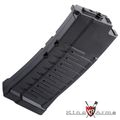 King Arms 380rd Hi-Cap Magazine for VSS Vintorez/AS VAL (Black)