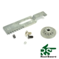 Real Sword Selector Rack Gear Set for RS Type 97 series AEG