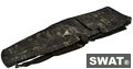 SWAT Cordura 41 inch Rifle Carry Bag (Multicam Black)