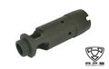 APS Metal AK74 Flash Hider (20mm CW)