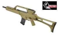 ARES G36K AEG Rifle (Tan)