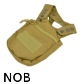 Portable covert tactics underarm bag - CB