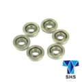 SHS 7mm Steel AEG Ball Bearing For AEG Gearbox (6pcs)