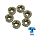 SHS 7mm Steel Cross Slot Bushing