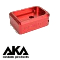 AKA CNC Infinity Puzzle Magazine Base for Marui Hicapa (Red/L)