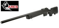 Ares MCM700X Air-cocking Bolt Action Sniper Rifle (Black)