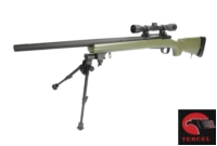 Tercel M25 Air-cocking Bolt action Rifle with Scope (OD)