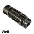 WELL Hop Up Unit for MB02/ MB03 Series airsoft sniper rifle -BK