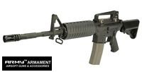 Army Metal M4A1 SOCOM Carbine EBB (R42, Black)