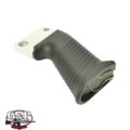 G&P Jungle Grip for G&P & TOP M249 Series - Black / Silver