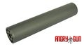 Angry Gun Metal Power Silencer for KWA Kriss GBB (16mm CW, BK)