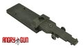 Angry Gun Metal Tactical AK Dot Mount for AK AEG / GBB (MR)