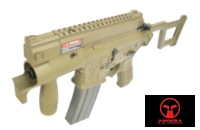 AMOEBA M4 CCC Pistol AEG Rifle (AM002, Dark Earth)