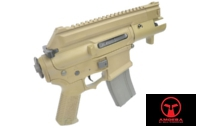 AMOEBA M4 CCP Pistol AEG Rifle (AM003, Dark Earth)