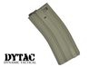 DYTAC 300 rds Metal Bravo Magazine for M4 AEG (Black)