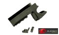 ELEMENT Lower RIS Rail Mount Base For HI-CAPA GBB Series (BK)