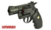 UMAREX Licenced Metal Colt Python CO2 Revolver (2.5 inch, 4.5mm)