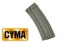 CYMA 400 rounds Hi-cap magazine for CM043B AEG (Black)