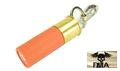 FMA M870 Type LED Flashlight (White LED, Orange)