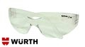 Würth Impact-Resistant Safety Goggle (White)
