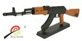 Xu Lun 1:6 Die-cast Metal AK74 Gun Model (Black)