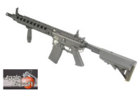 Apple Airsoft AA16 E3 SR16E3 Rifle AEG (Black)