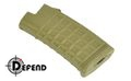 Defend 330 rounds hi-cap magazine for AUG AEG (Dark Earth)