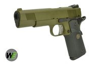 WE Metal MEU GBB Pistol without marking (Olive Drab)
