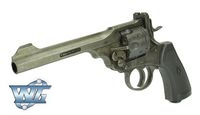 Wingun (WG)Webley MK VI CO2 Break-top Revolver Weathered Version