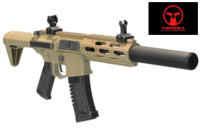 AMOEBA Honey Badger  Assault Rifle AEG (AM014, Dark Earth)
