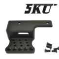 5KU Type 2 Cmore red dot mount for Hi-Capa pistol (BK)