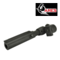 ARES Foldable buffer tuber with lock adapter for VZ58