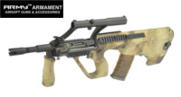 Army AUG Para Model AEG with 3X Scope (R904, AU)