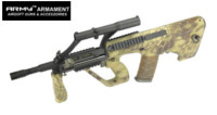 Army AUG Para Model AEG with 3X Scope (R904, Highlander)