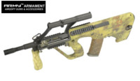 Army AUG Para Model AEG with 3X Scope (R904, Multicam)