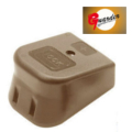 Guarder G GBB Magazine Base (Extension/TAN)
